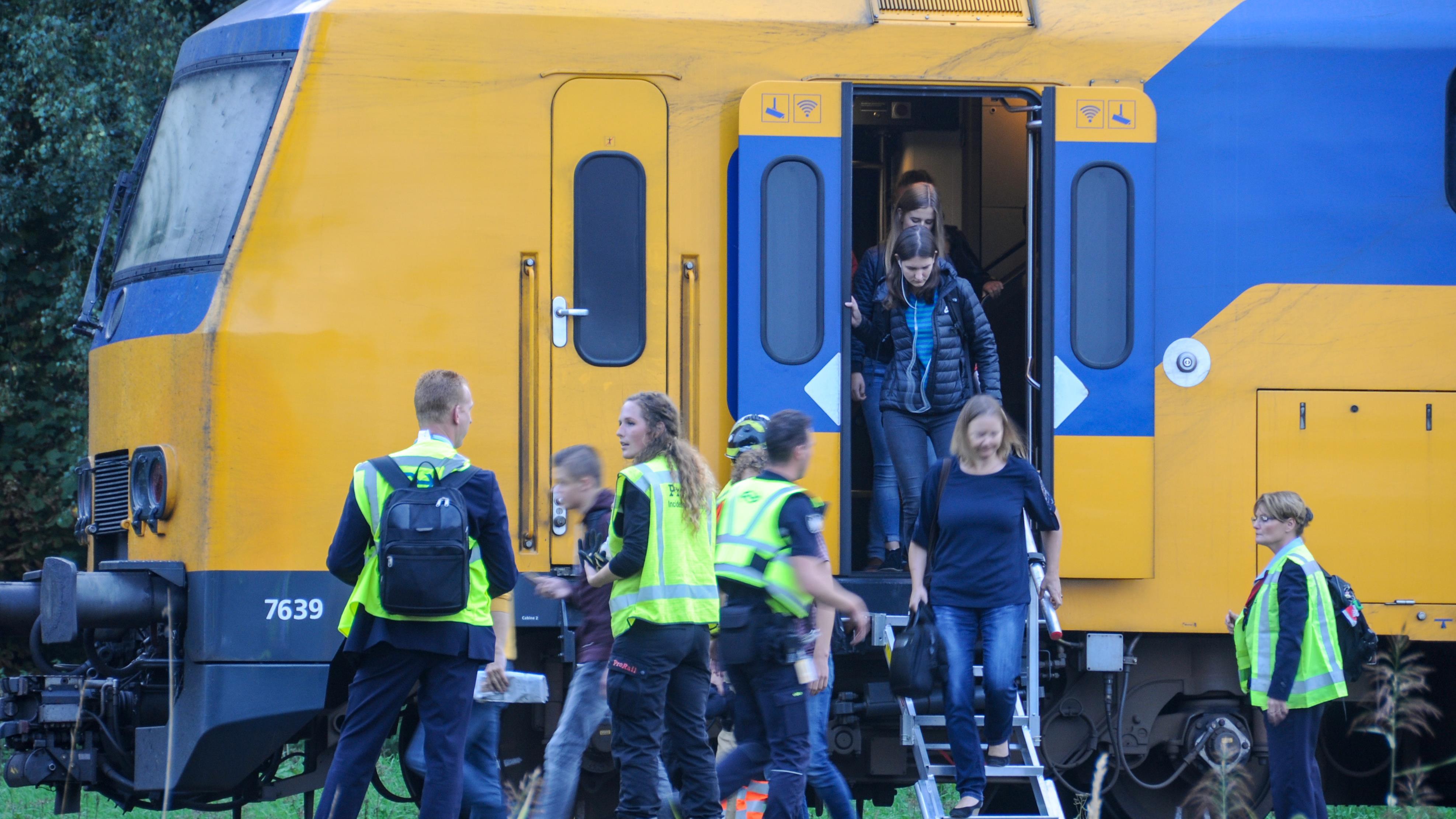 Aanrijding met persoon, treinen rijden weer tussen Olst en Deventer.