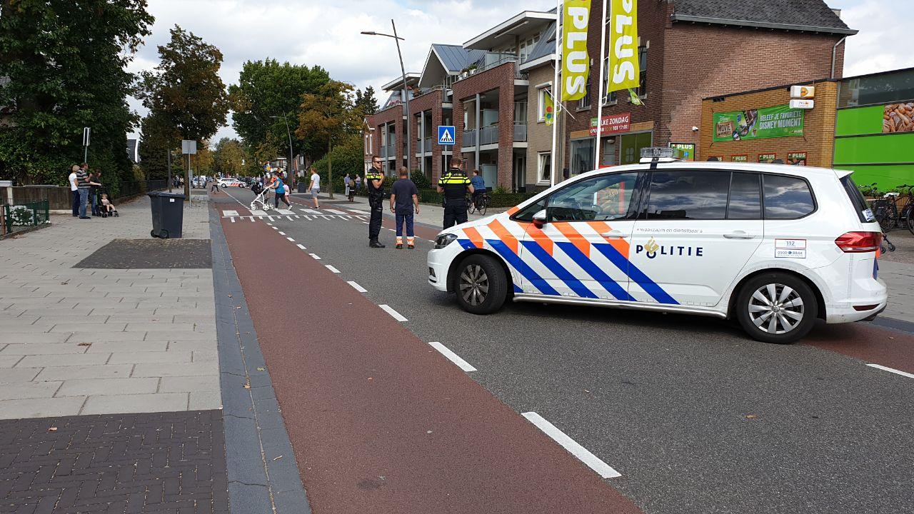 Traumahelikopter ter plaatse voor ernstig ongeluk in Overdinkel.