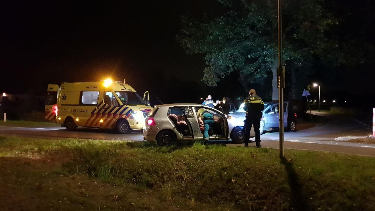 Drie gewonden bij ongeval in Hengelo.
