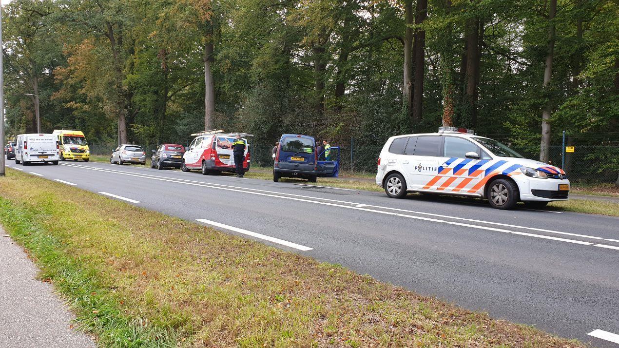 N733 weer vrij na aanrijding tussen Enschede en Oldenzaal.