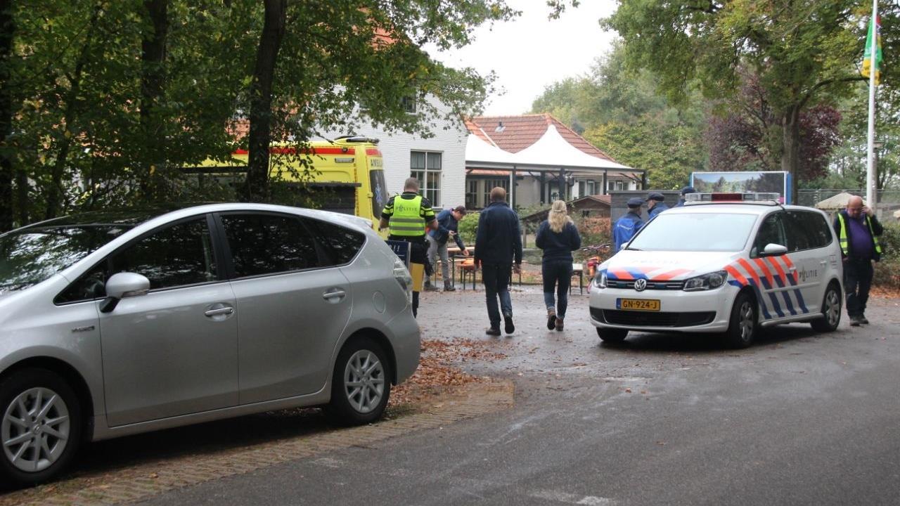 Deelnemer Sallandse wandelvierdaagse in Luttenberg aangereden.