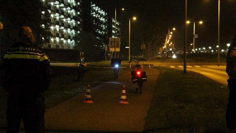 Man op fiets uit Kampen overleden na botsing met andere fietser.