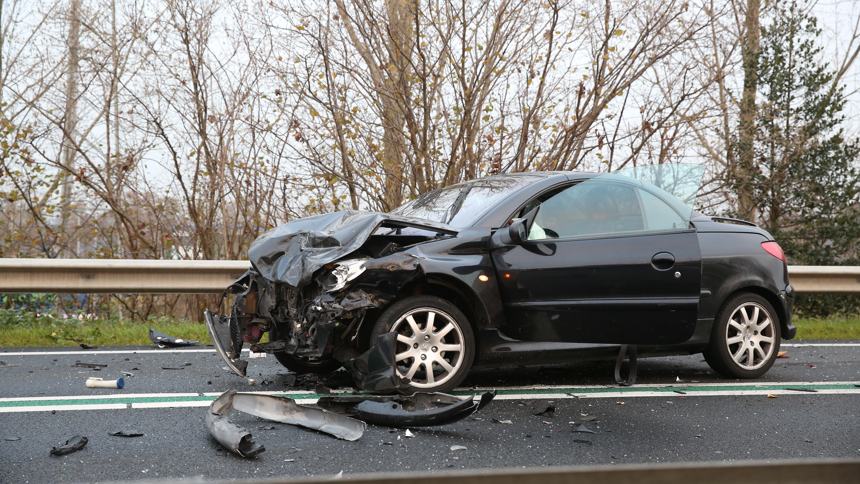 Opnieuw ongeluk op N36: weg weer vrij.