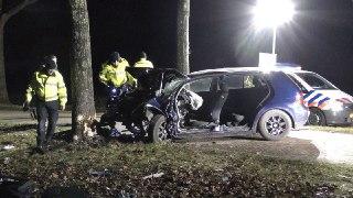 Zwaargewonde na eenzijdig ongeval in Kallenkote.