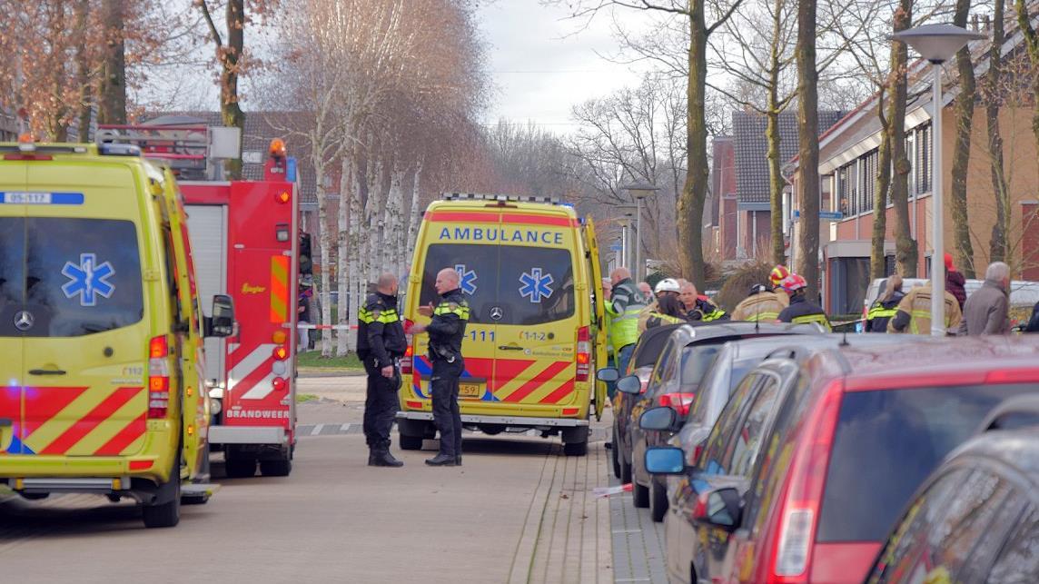 Scooterrijder gewond bij ongeluk in Glanerbrug.