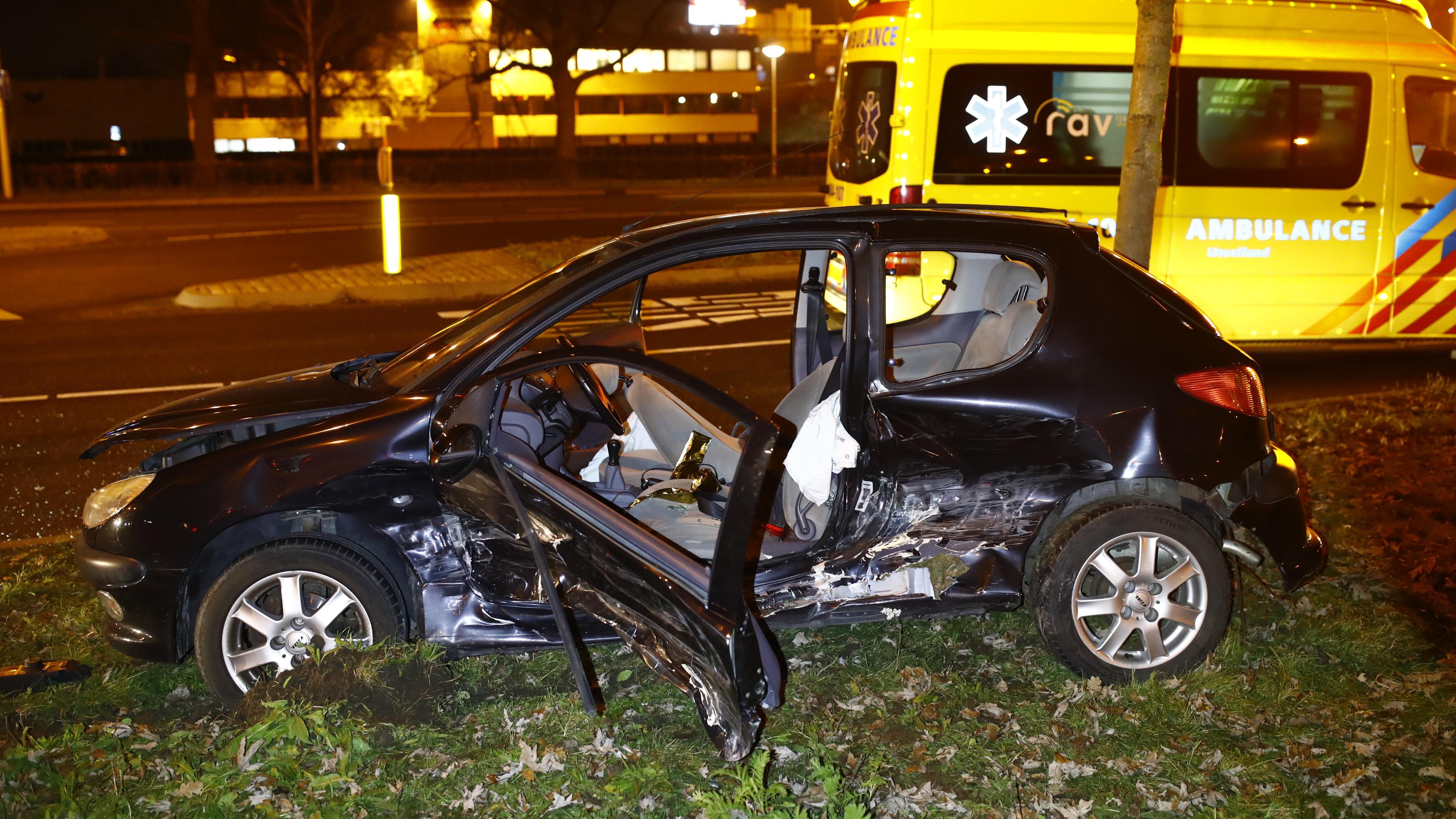 Tweede ongeval in vier dagen bij oprit A28 in Zwolle.