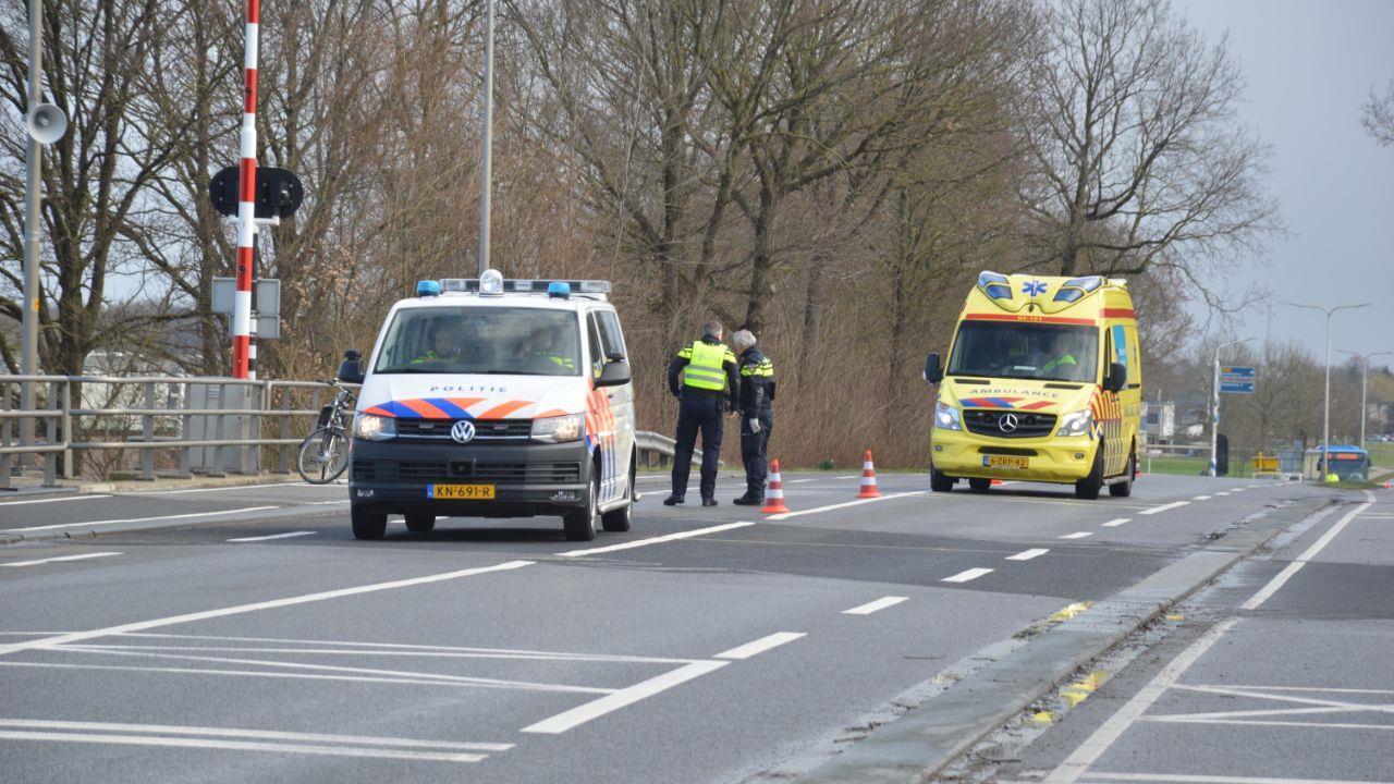 Aanrijding op het spoor: uren geen treinen tussen Apeldoorn en Deventer.