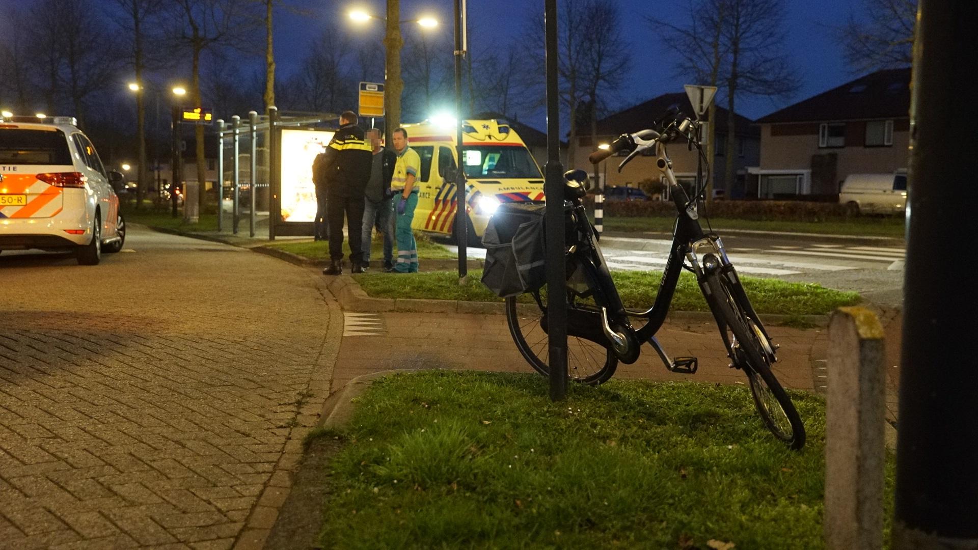 Twee aanrijdingen op hetzelfde moment in Deventer.