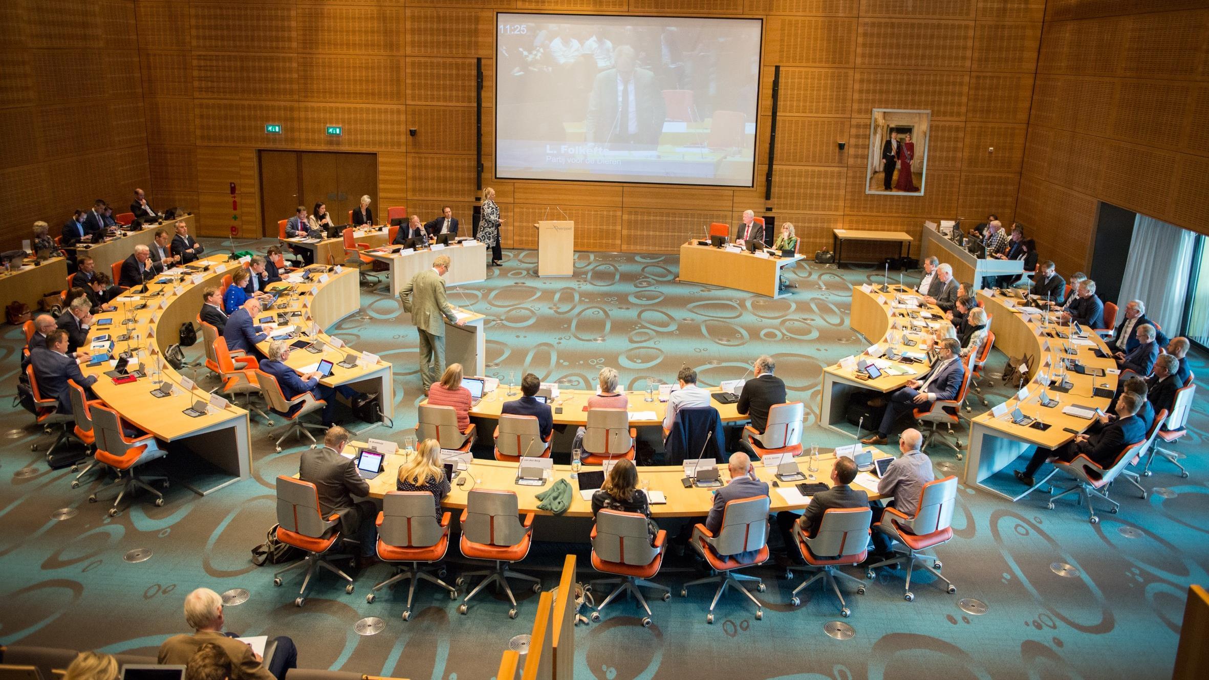 """Forum voor Democratie: """"Integriteit van provinciebestuur in het geding"""""""