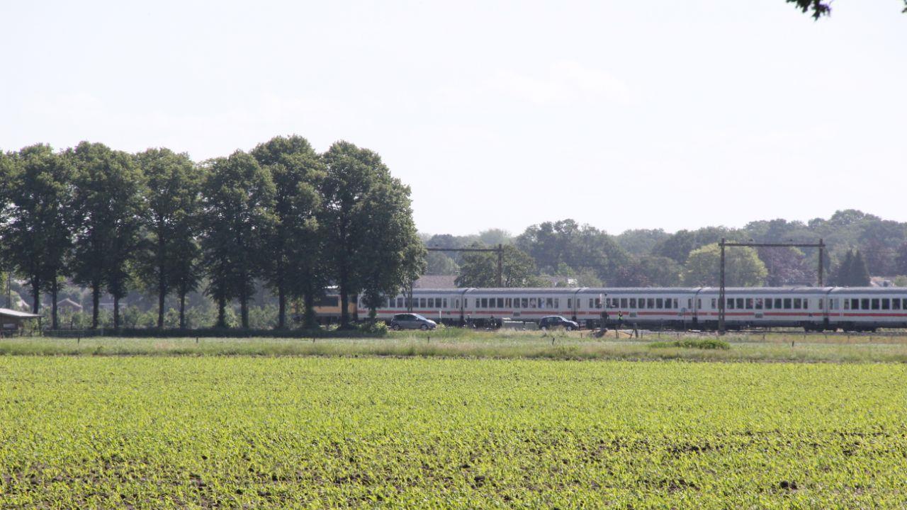 Treinen tussen Almelo en Deventer rijden niet door aanrijding.