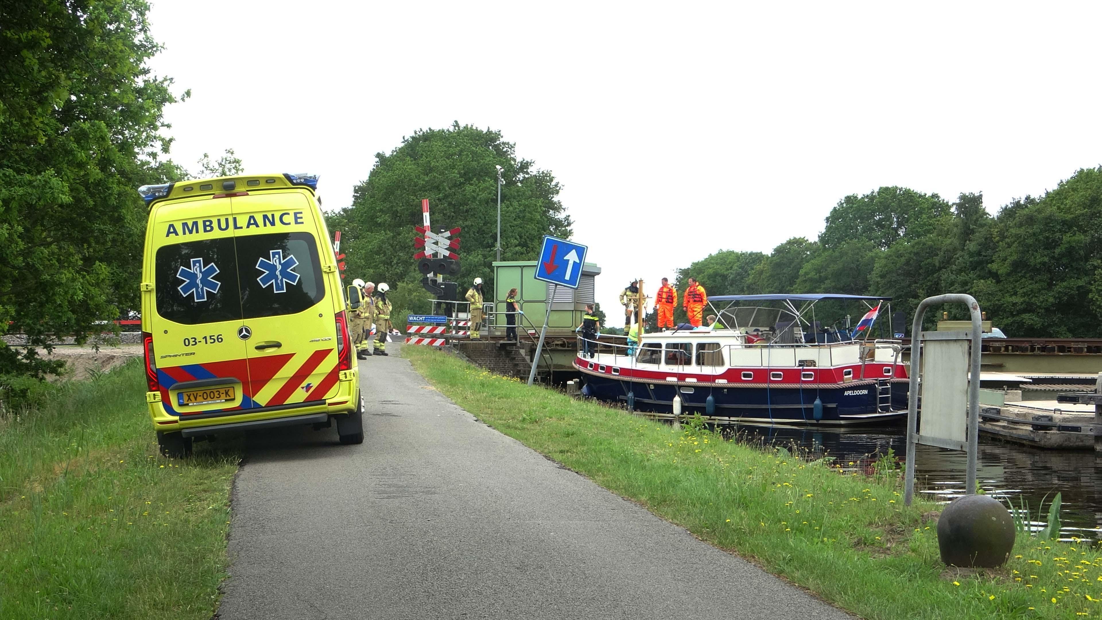 Treinverkeer weer hervat tussen Steenwijk en Meppel na ongeval.