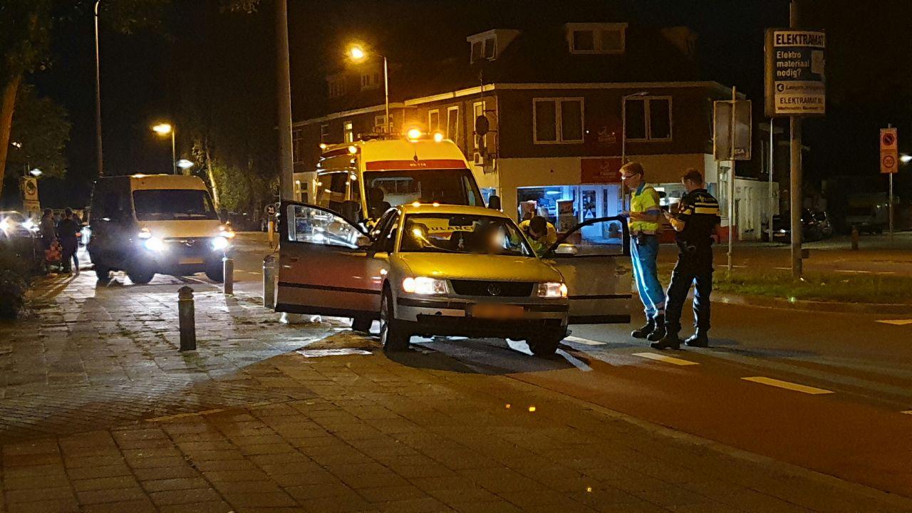 Drie autos betrokken bij aanrijding in Enschede.