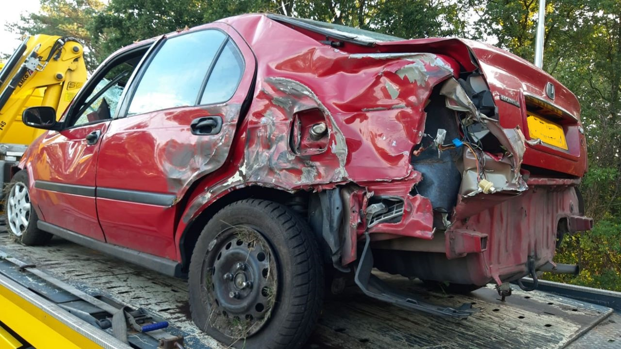 PVV wil spoeddebat N36 na zoveelste ongeluk op dodenweg.