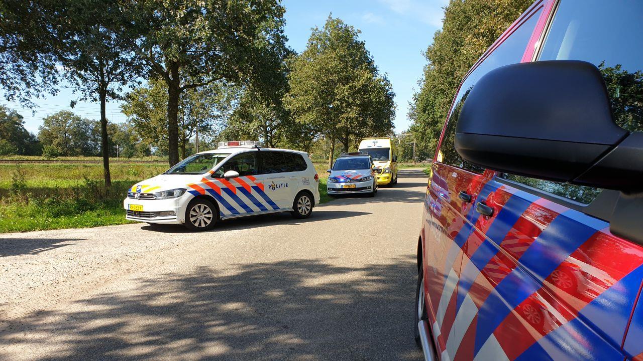Treinverkeer tussen Hengelo en Almelo weer hervat na aanrijding.