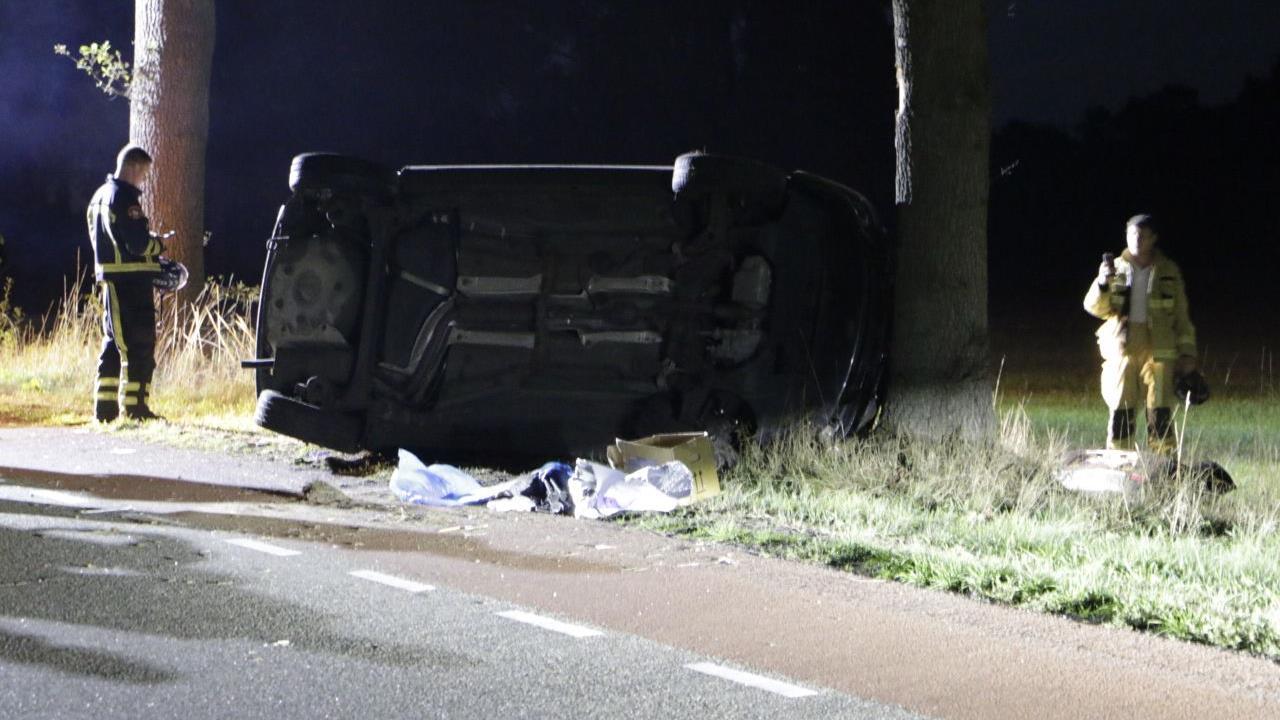 Traumaheli ingezet voor ernstig ongeval tussen Enter en Goor.