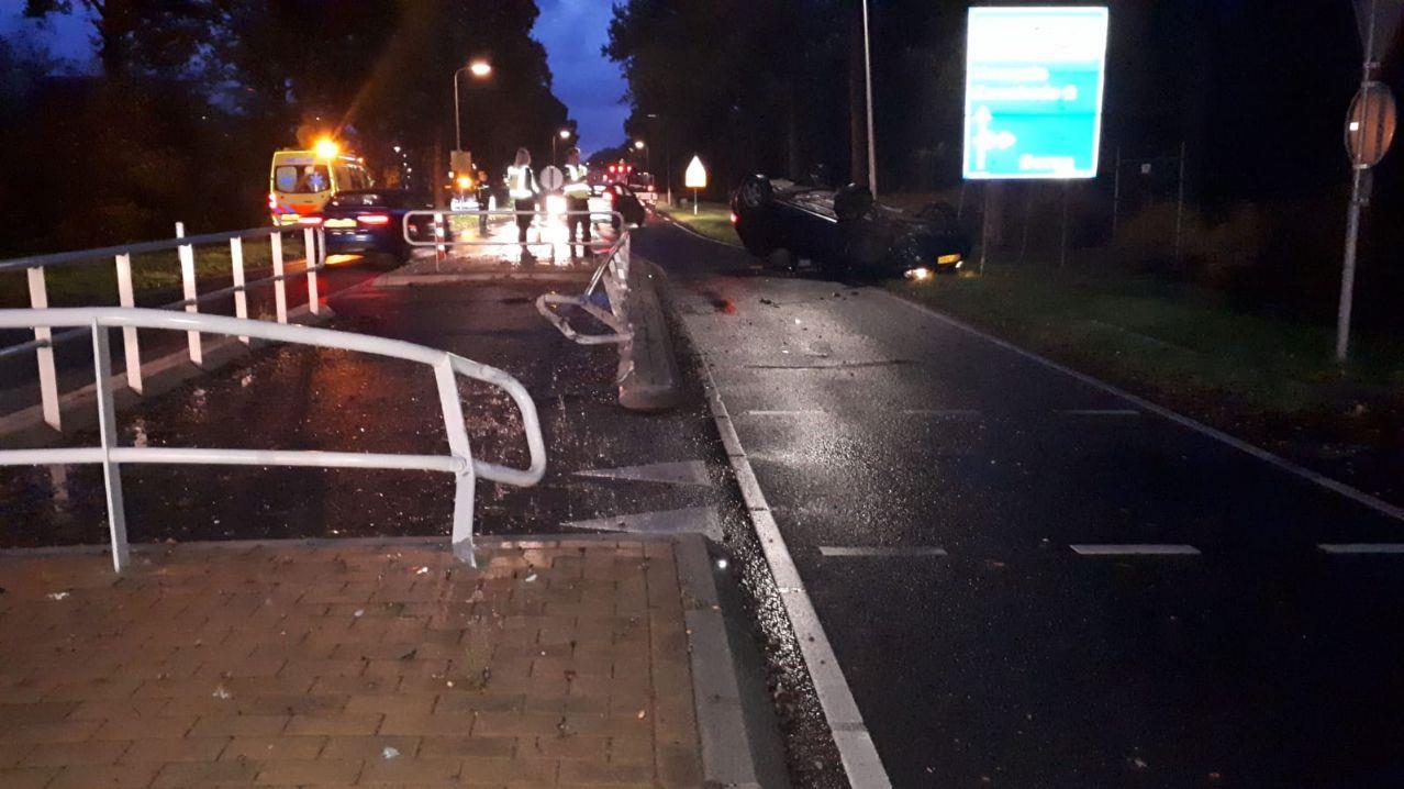Bornse politiek wil dringend oplossing voor ongelukken op Rondweg.