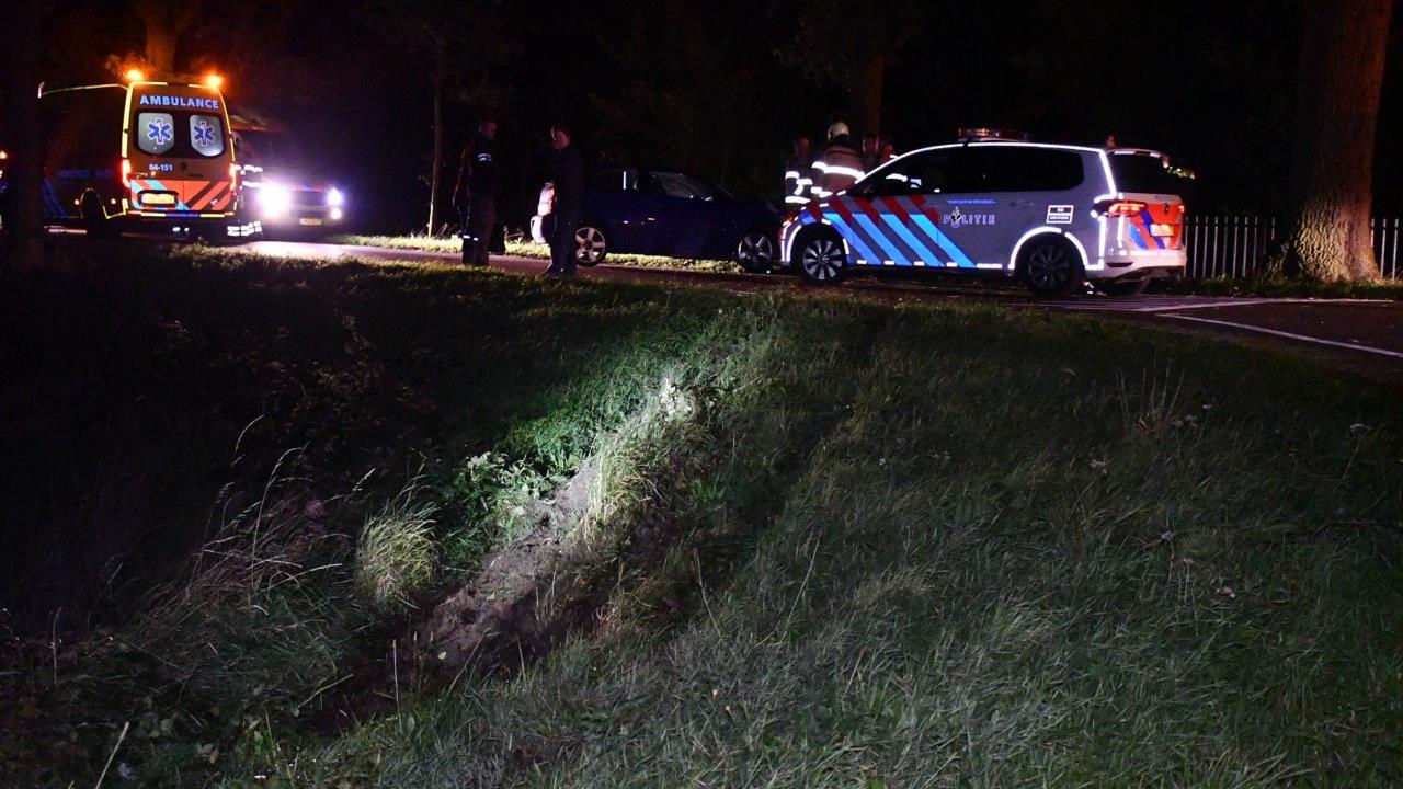 Gewonden na ongeluk in buitengebied van Beerzerveld.