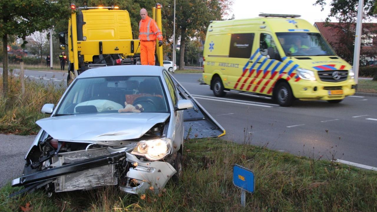 Persoon gewond bij ongeluk in Nijverdal.