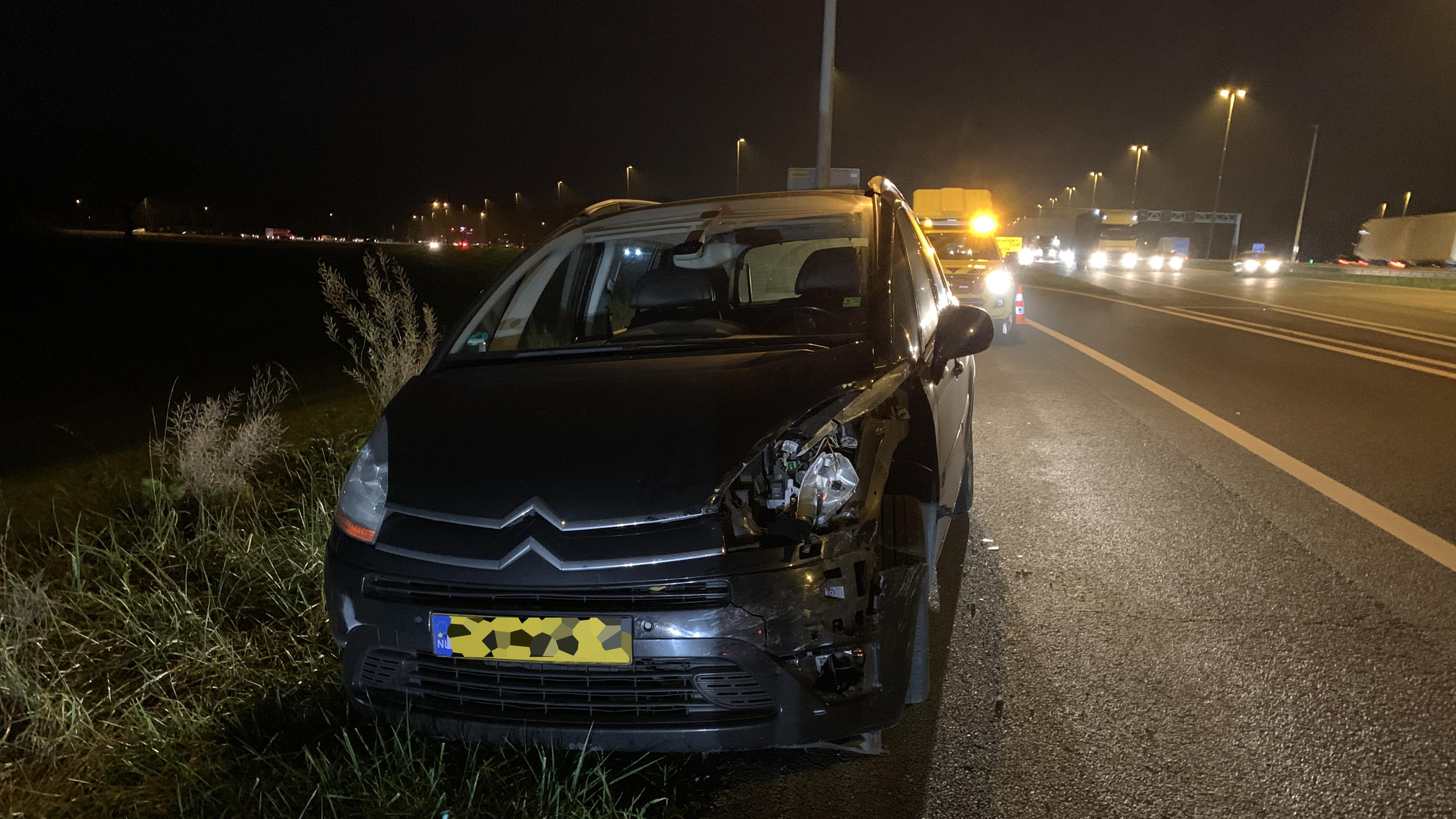 Derde ongeluk tijdens spits op A1 bij Deventer.