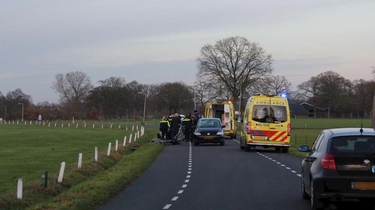 Twaalfjarige jongen komt om bij ongeval in Enter.