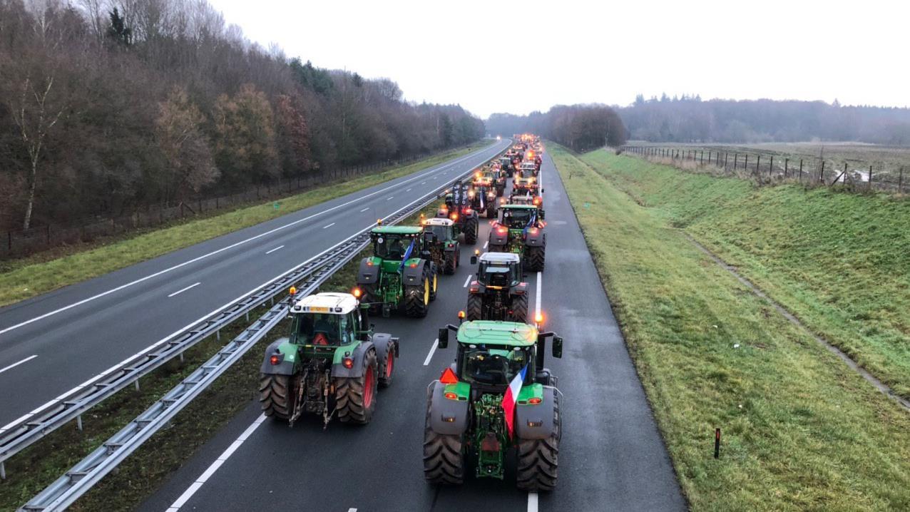 """Boeren gaan weer demonstreren: """"We nemen Den Haag over als we geen respect krijgen"""""""