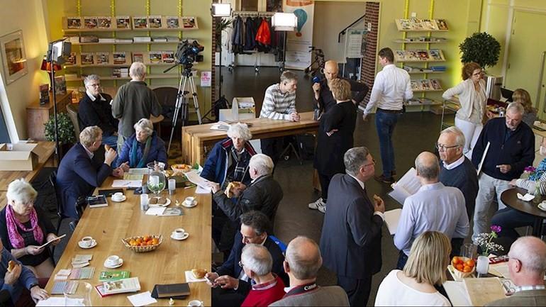 RTV Oost met project WO2-café genomineerd voor NL Award