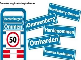 Ommen en Hardenberg samen
