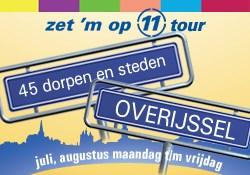 Zet 'm op 11 tour 2011