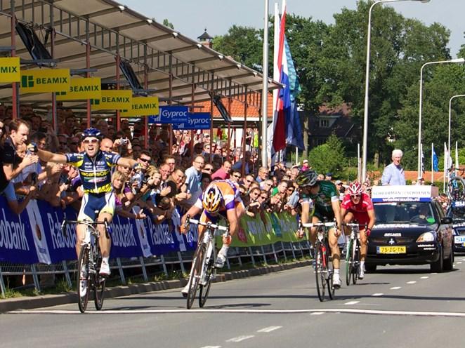 Foto's NK Wielrennen 2011 in Ootmarsum