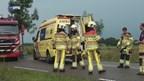 Gewonde bij ongeluk in Raalte