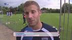 Eagles-keeper Erik Cummins overladen met reacties na bijzondere goal