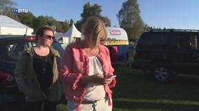 Kapsalon in luchtballon tijdens Twente Ballooning