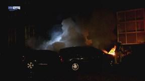 Vier autobranden in Deventer vlak na elkaar