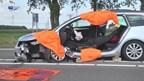 Ongeluk op de N340 bij Dalfsen