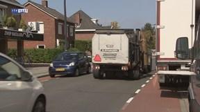 Trekkers rijden nog steeds over Deurningerstraat Hengelo