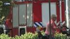 Autobrand in Nijverdal
