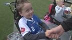 Tygo op bezoek bij PEC Zwolle