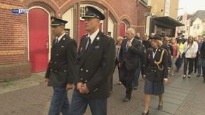 Stille tocht ter nagedachtenis aan politieagent Jan Wind