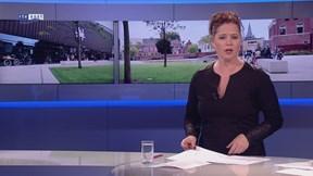 Verslaggeefster Janneke Nijland vanaf het Wilminkplein