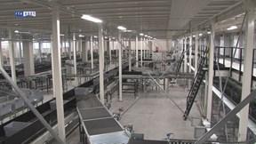 Nieuwe distributiecentrum in Zwolle in juli 2015 in bedrijf