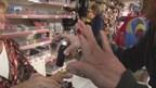 Feestwinkel Confetti in Deventer is op dit moment een griezelwinkel