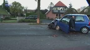 Ongeluk in Hellendoorn