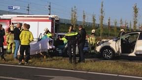 Gewonde bij ongeluk in Kampen