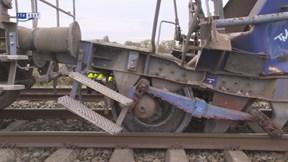 Oefening spoorveiligheid Borne