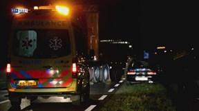 Vrouw geschept door auto bij Steenwijk