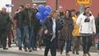 Burg. Schneidersingel in Almelo geopend