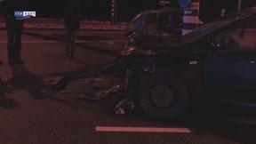 Beelden ongeluk Zwolle