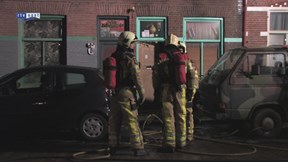 Brand in Zwolle