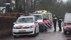 Bloedende man gevonden achter huis in Schalkhaar