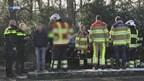 Ongeval door gladheid in Balkbrug